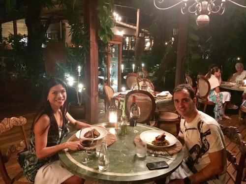 Restaurante Oca Toca área externa